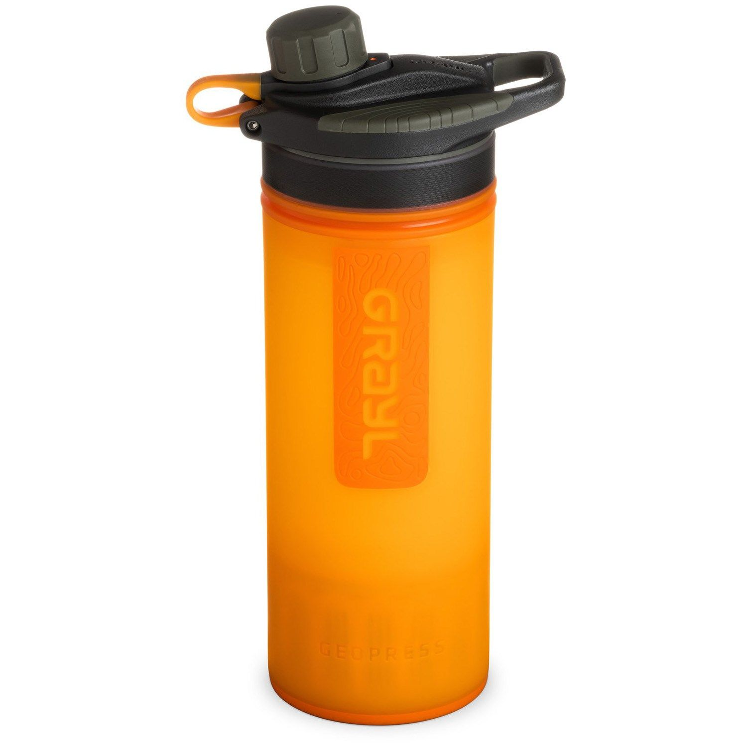 Grayl Geopress Water Purifier 2020 in Orange | Polyester/Plastic #cantaps