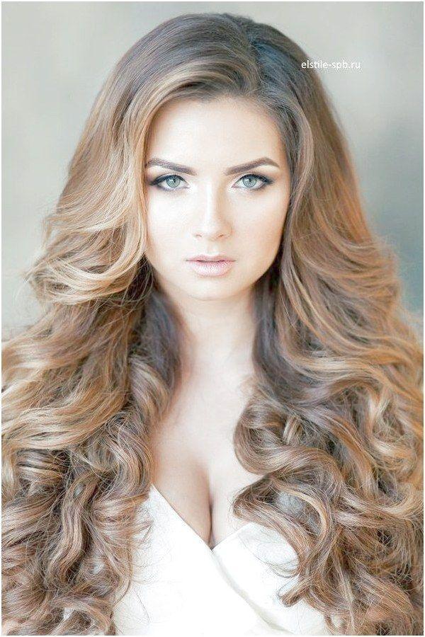 Simply the Best Hair Shades for Brunettes   Wedding hair down, Hair ...