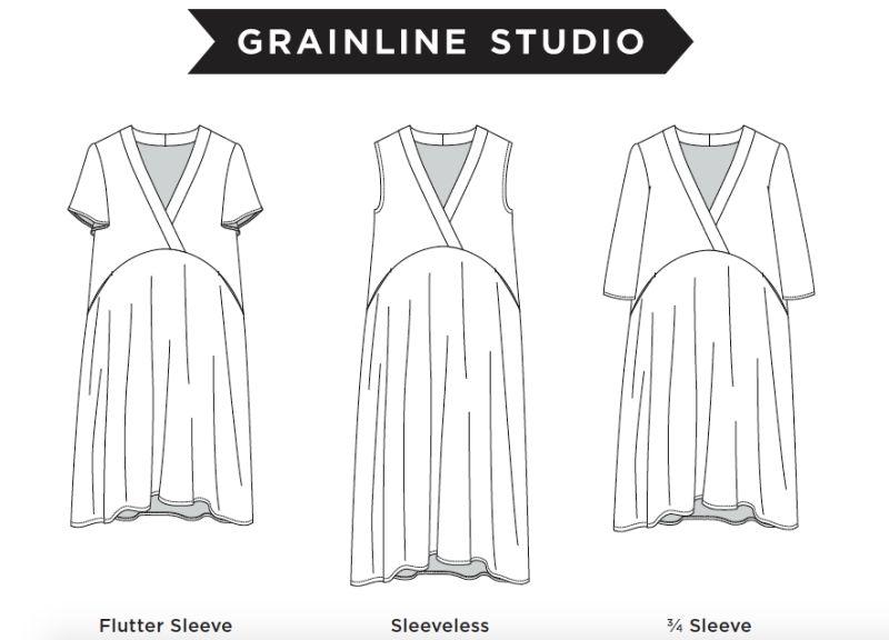 Grainline Studio Felix Dress | Pinterest