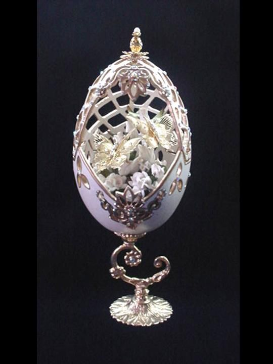 jewelry cabinets decorated egg decorated egg collection 18021