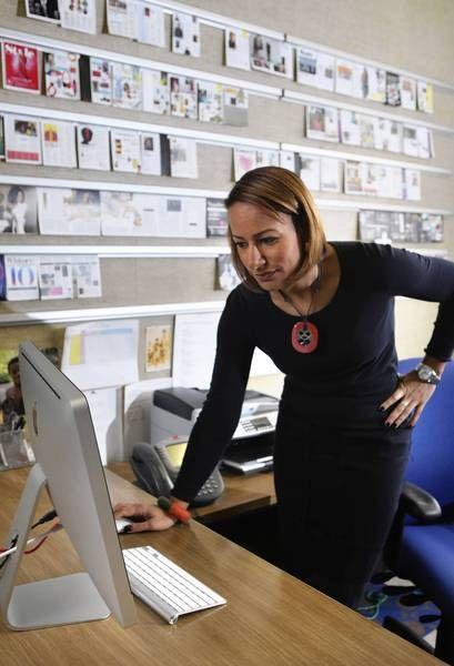 Executive profile Amy DuBois Barnett, editor-in-chief of Ebony - magazine editor job description