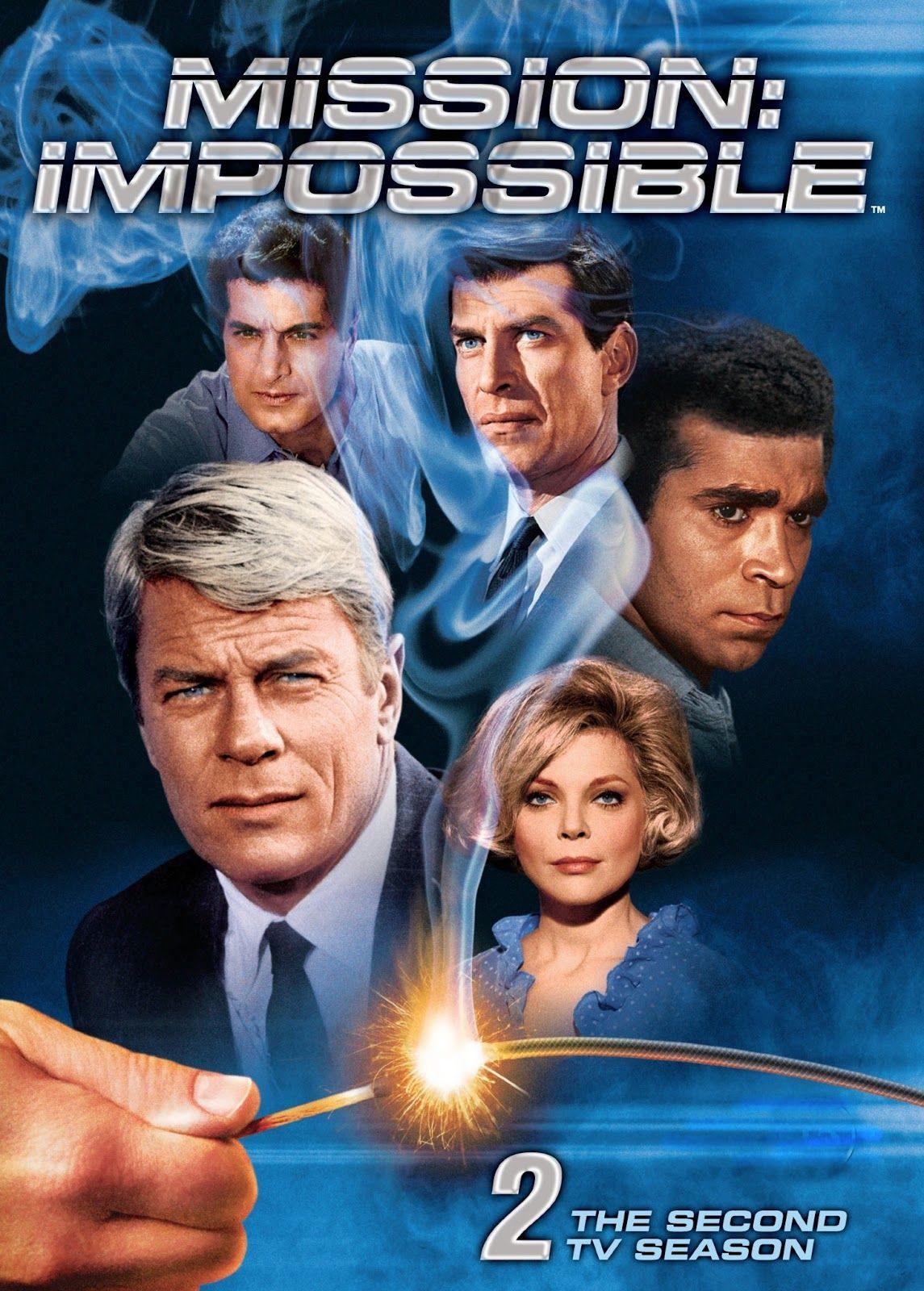 Mission Impossible Series De Tv Mejores Series Tv Televisión De época