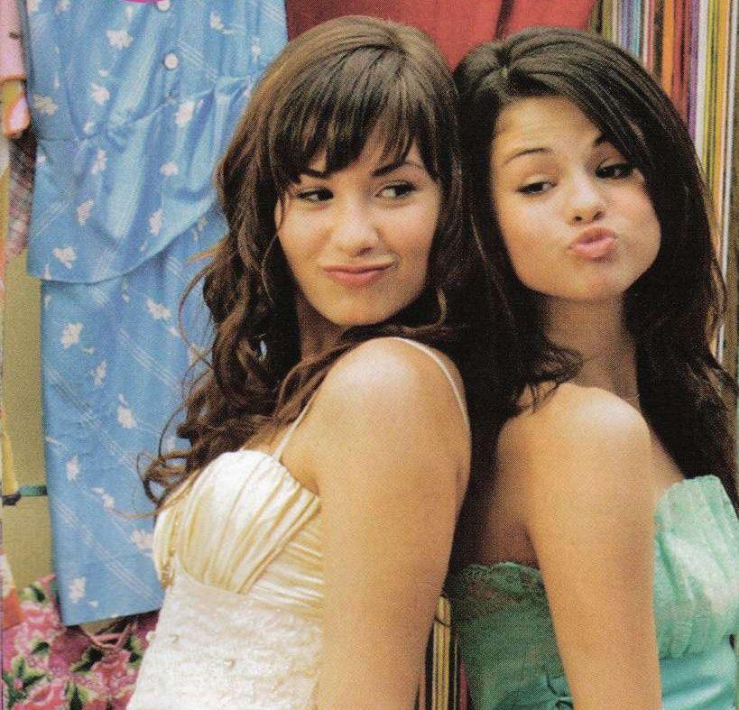 Selena Gomez and Demi Lovato Photo: Demi & Selena
