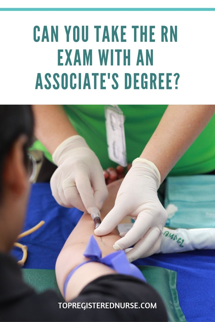 Associate degree in nursing requirements coursework