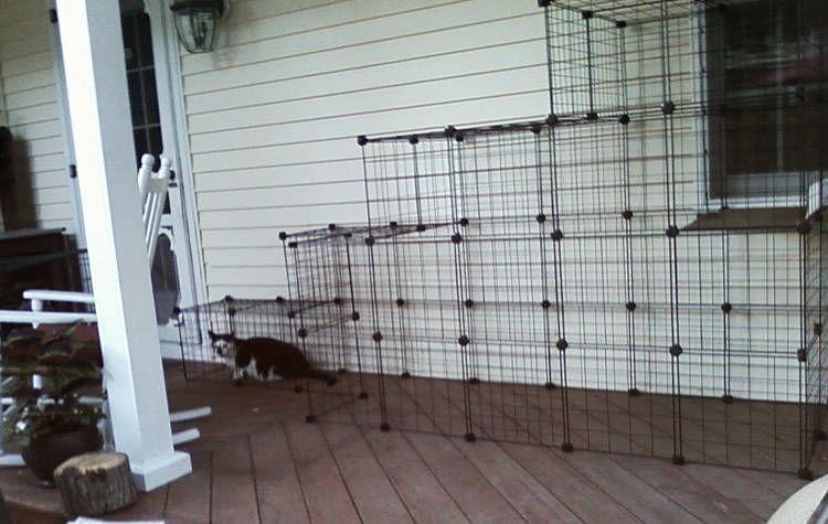 Horizontal Fence Diy Cheap