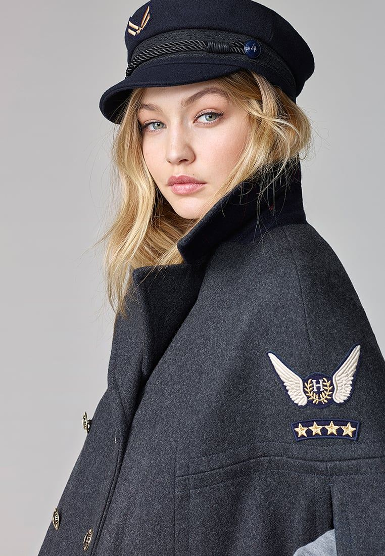 3f1805f1664 Tommy Hilfiger GIGI HADID - Hat - blue for £59.99 (14 09 16) with free  delivery…