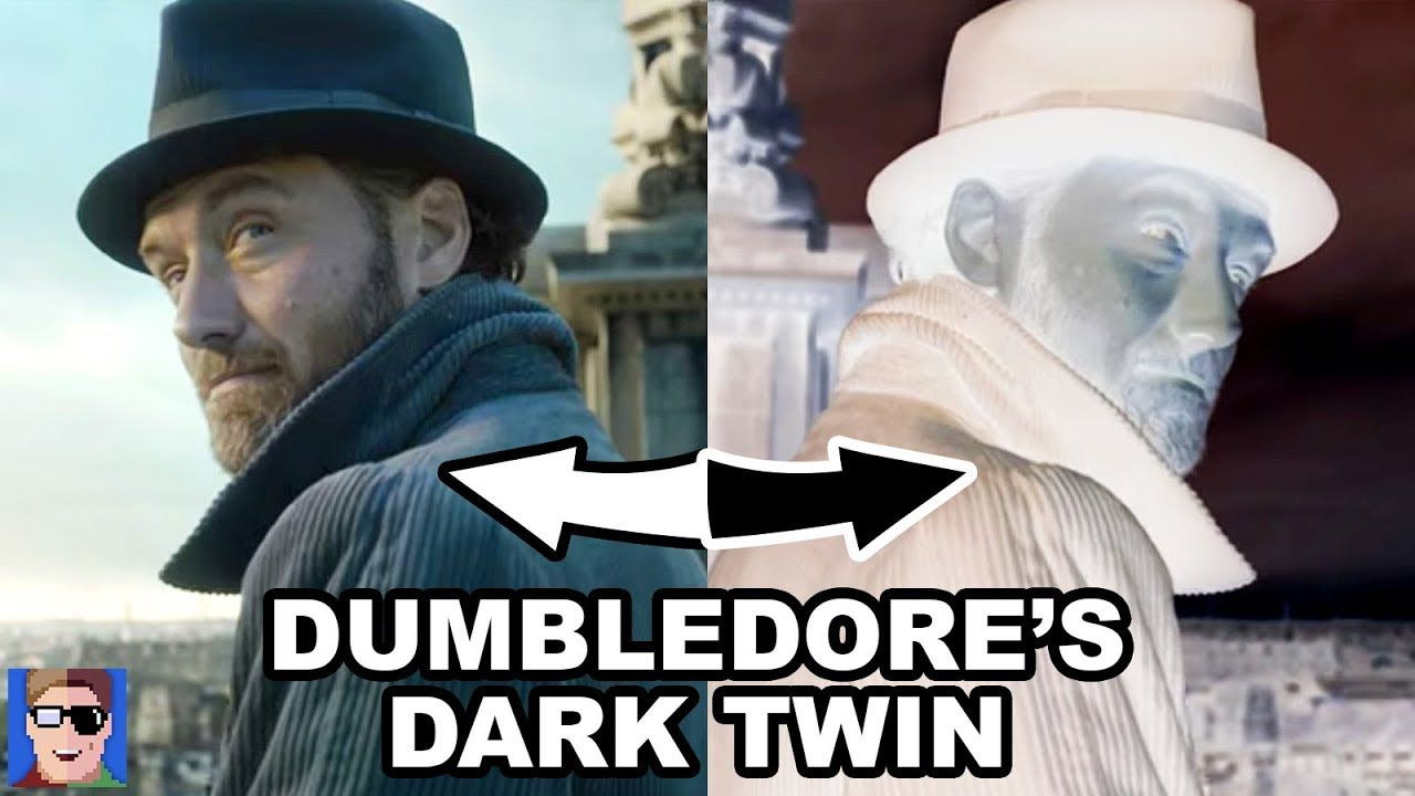 Dumbledore S Dark Twin Aurelius Explained Fantastic Beasts Theory Fantastic Beasts Dumbledore Beast
