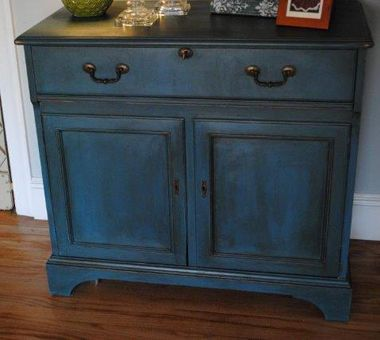 blue shabby chic furniture. Phantastic Phinds Philadelphia Vintage Antique Furniture Chalk Paint® By Annie Sloan Shabby Chic Aubusson Blue H