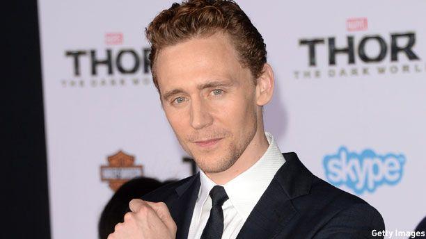 Tom Hiddleston (Pic: Jason Merritt/Getty Images)