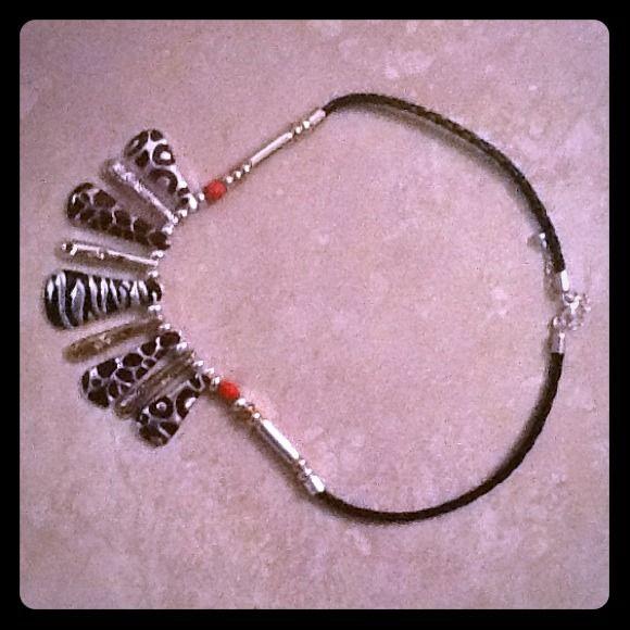 Multicolor necklace Good condition fashion necklace Jewelry Necklaces