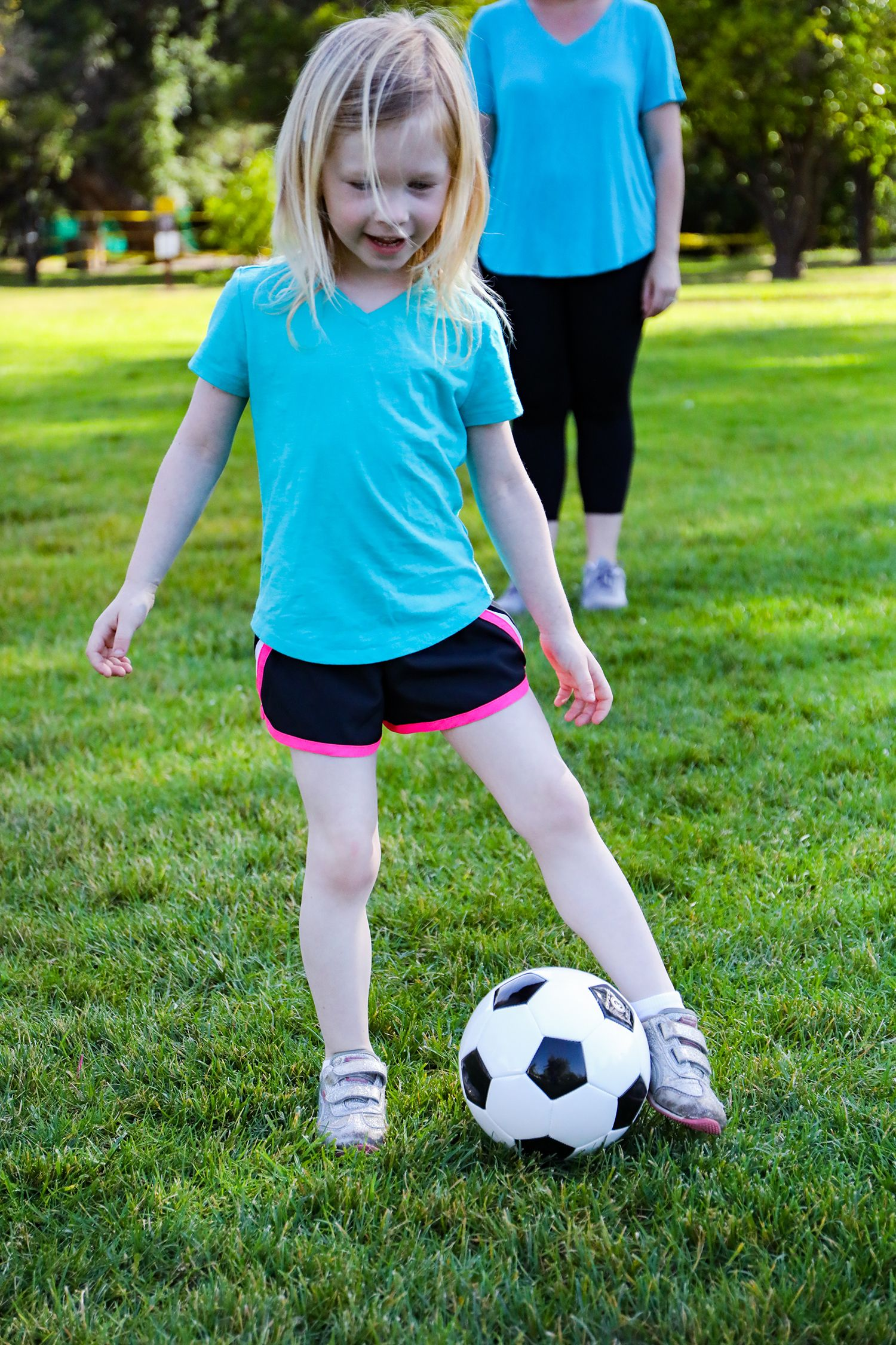 Girl Power Why Every Girl Should Play Soccer Sporty Mom Girl Power Kids Sensory Activities