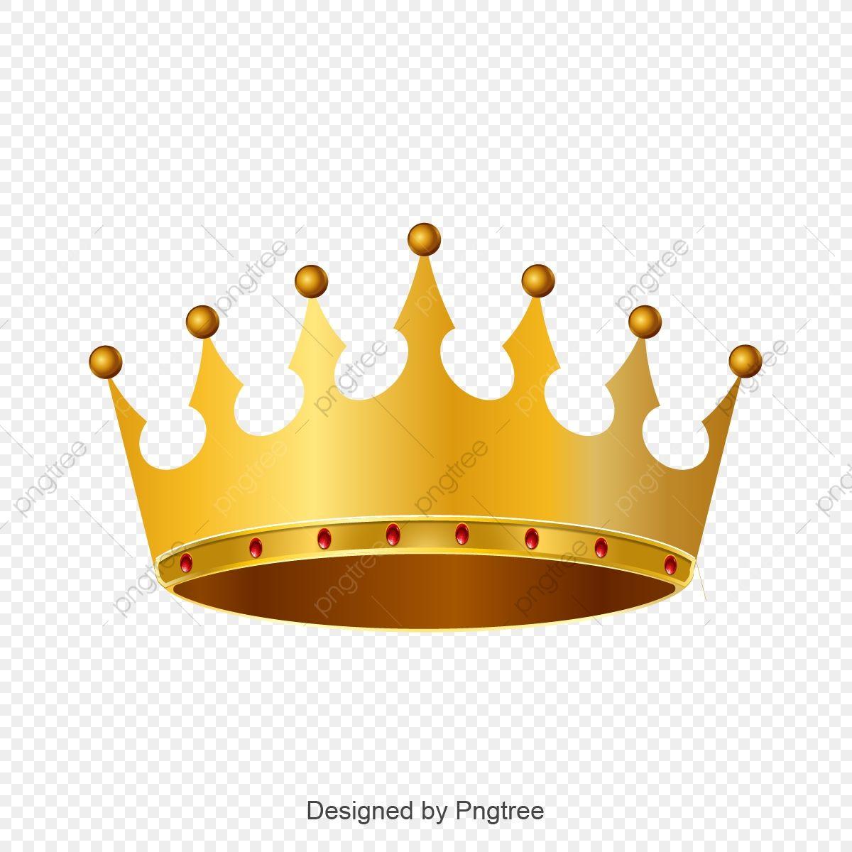 التاج الذهبي تصميم ناقلات الأميرة تاج فنية تاج السلطة Png والمتجهات للتحميل مجانا Vector Design Golden Pattern Love Background Images