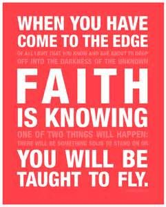 Faith Quotes - - Yahoo Image Search Results