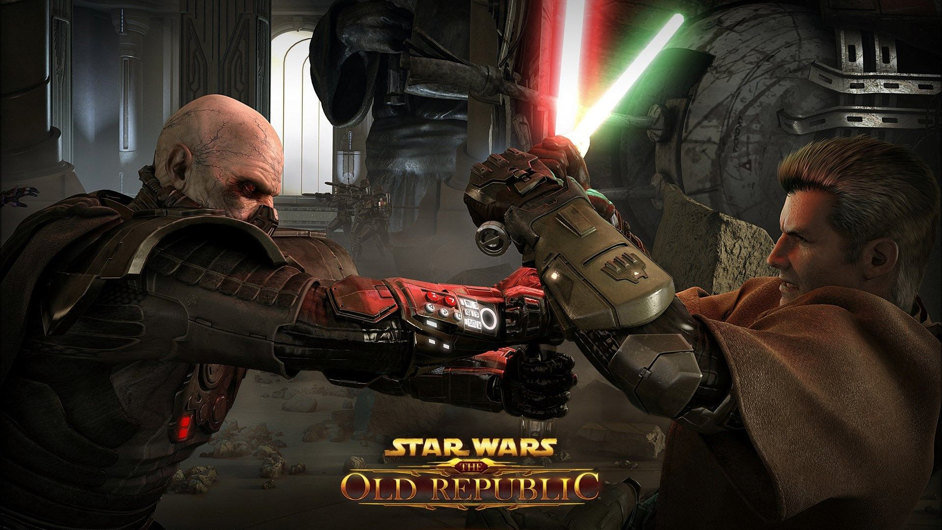 Star Wars The Old Republic Wallpaper Collection 1920x1080 Star Wars The Old The Old Republic Star Wars Wallpaper
