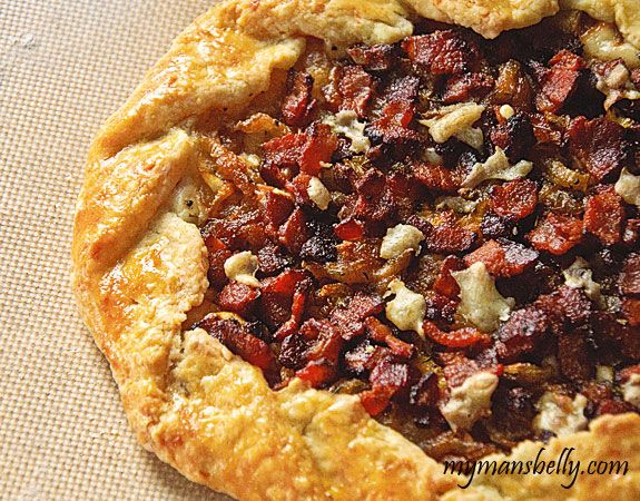 Breakfast or Brunch Recipes: Bacon Savory Pies