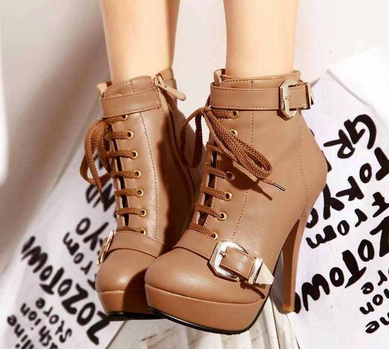 leather brown heels. | shoes | Pinterest | For women, Leather and ...