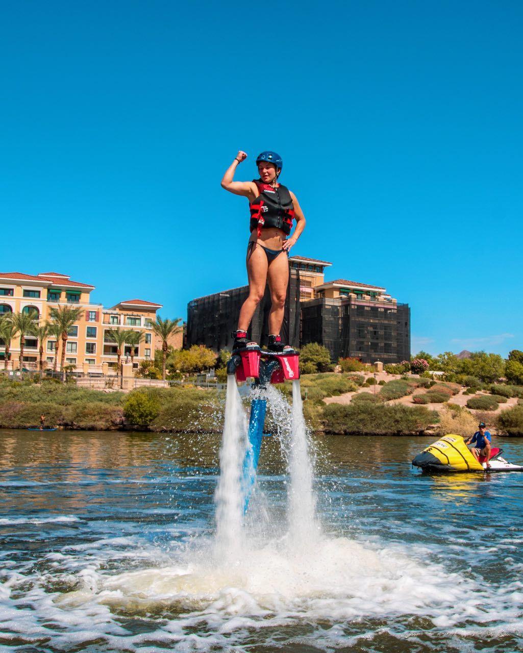 Looking for an adrenaline rush?! Lake Las Vegas Water