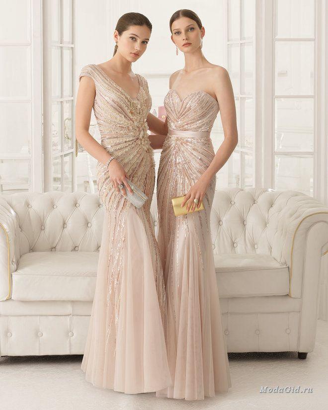 Мода и стиль: Платье на выпускной 2015.