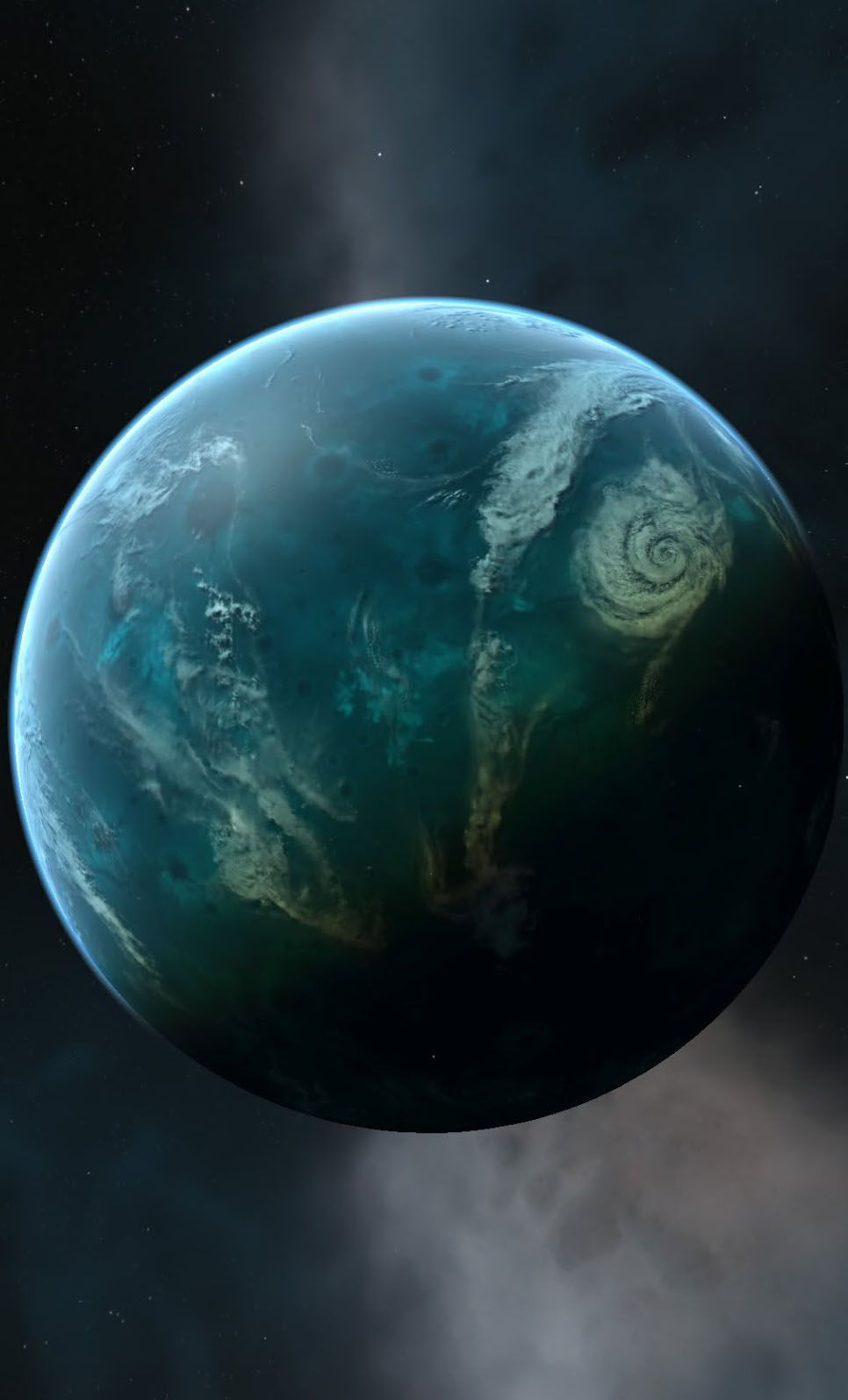 Water Planets ~ There are two kinds of worlds that might ...
