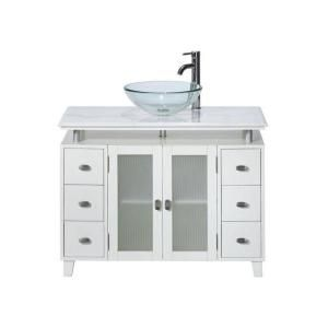 Home Decorators Collection Moderna 42 In W X 21 In D Wide Bath