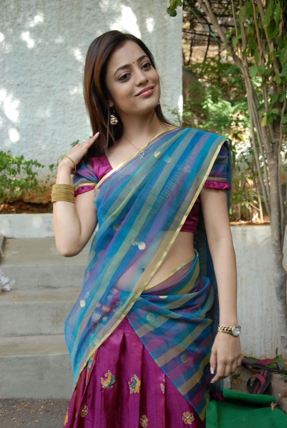 Image Result For Radhika Pandit In Saree
