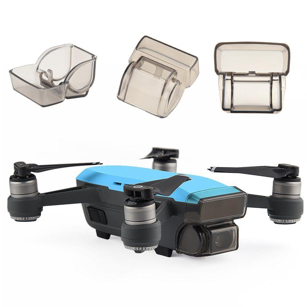 Buy 50pcs dji spark gimbal camera guard protector lens
