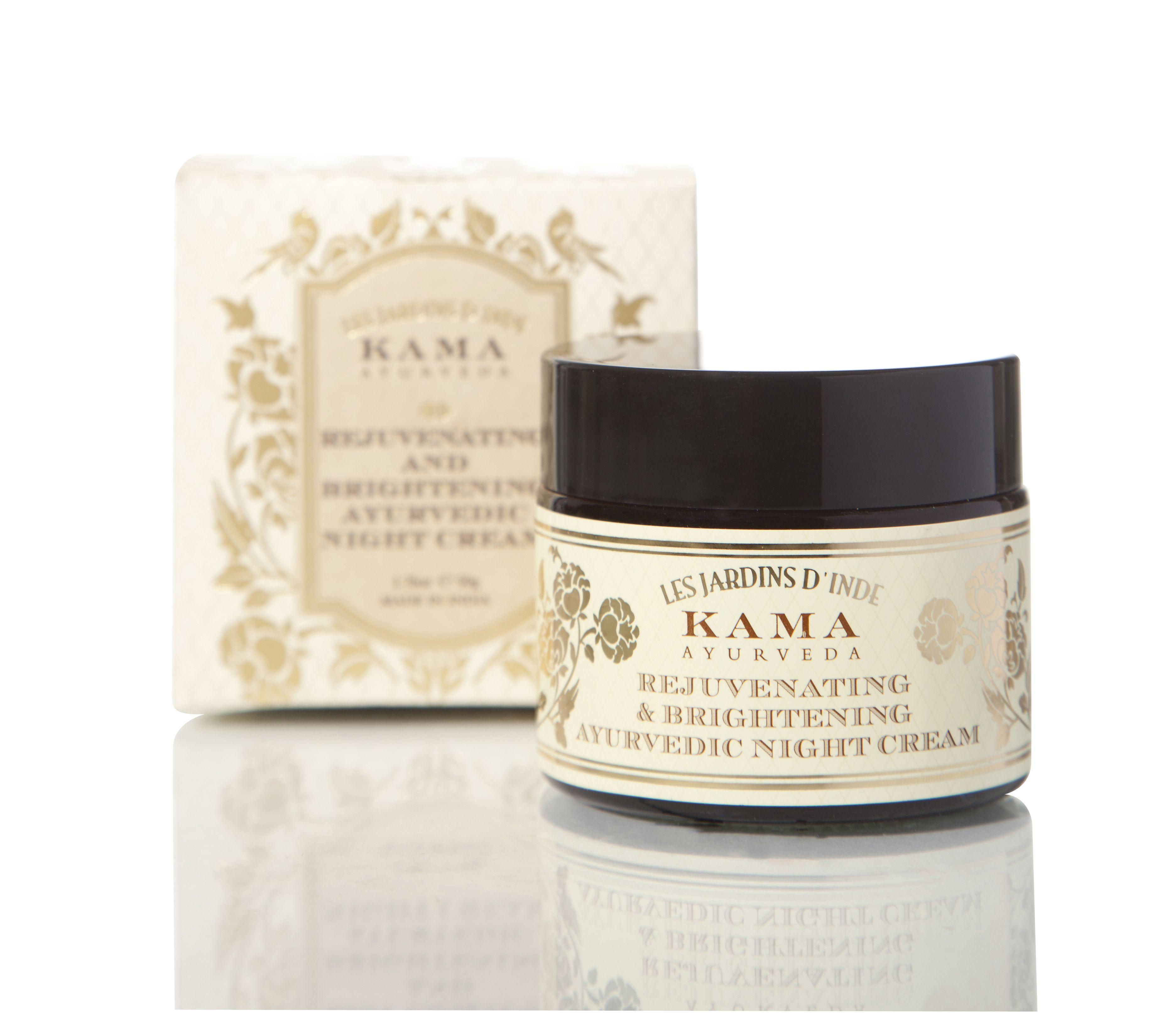 Kama Ayurveda Rejuvenating And Brightening Ayurvedic Night Cream