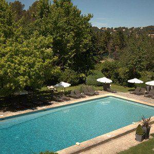 Languedoc-Roussillon Hotel Le Prieuré - Villeneuve-lès-Avignon, Frankreich. France