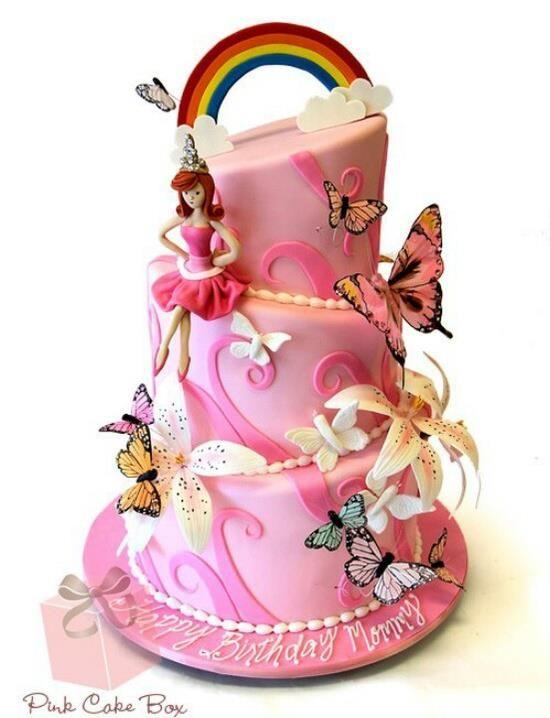 Fairies, Butterflies and Rainbows