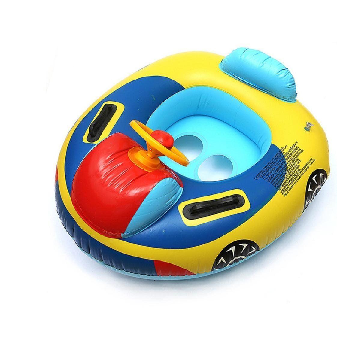 Swim Ring 1pc Baby Seat Swimming Swim Pool Aid Trainer Beach Float ...