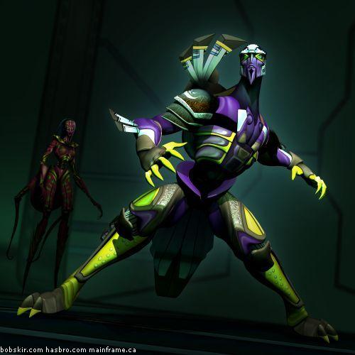 Silverbolt: Robot Mode - Beast Machines