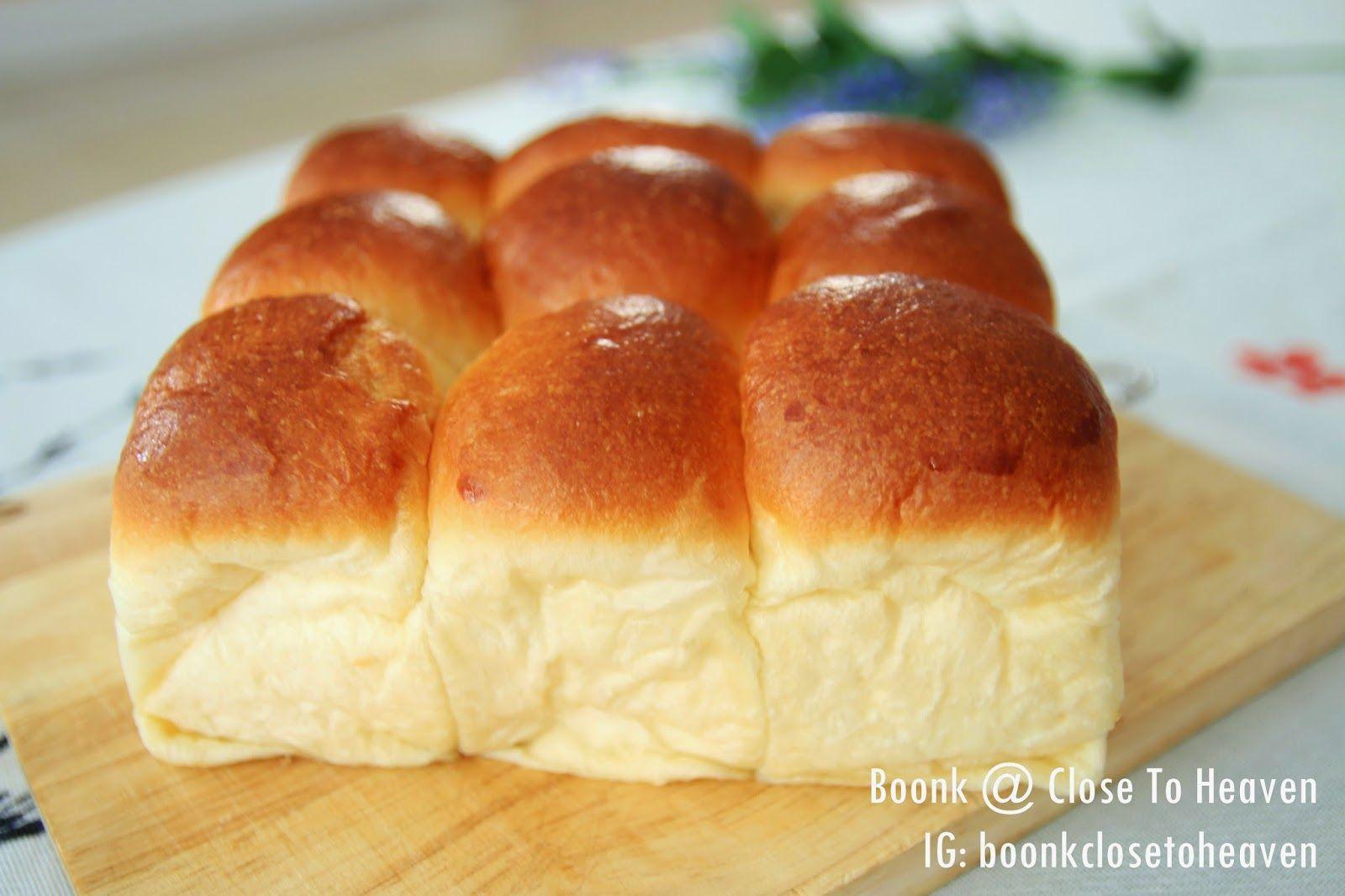 Milk Bread ขนมปังนมสด *** เบเกอรี่