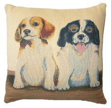 Dog Tapestry Dog Cushions  http://www.abentleycushions.co.uk/detail.asp?pID=1921