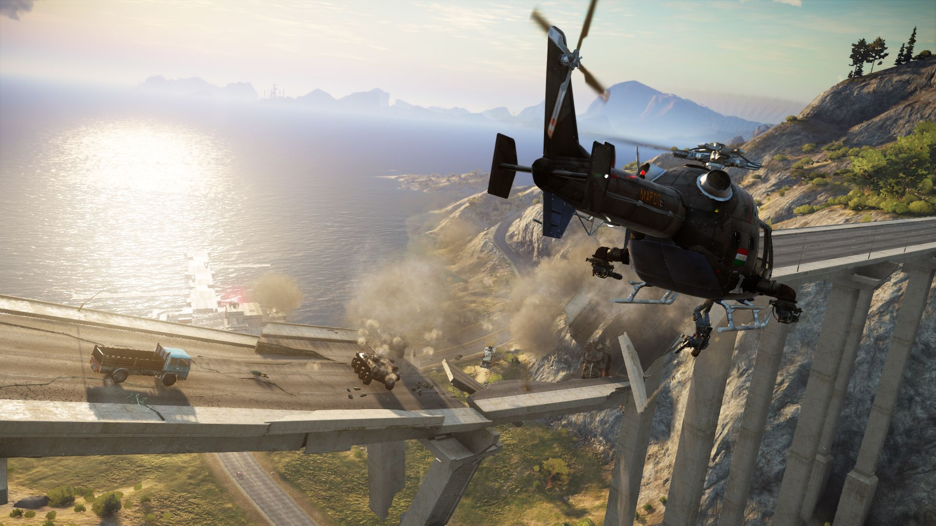 Just Cause 3 Wallpaper Google Zoeken Just Cause 3 Steam Pc Local Police Station