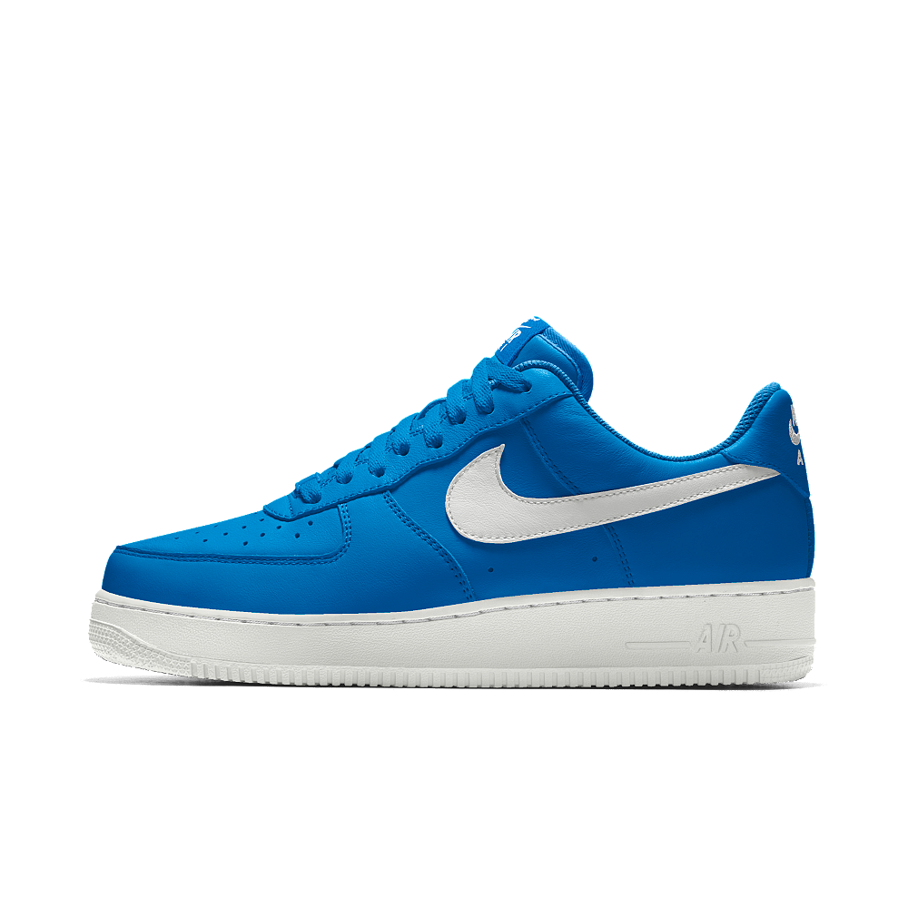 official photos 5ec15 2f867 Nike Air Force 1 Low Essentials iD Women s Shoe Size 7.5 (White)