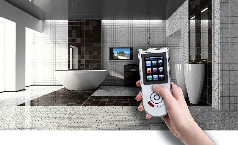 Inbouwradio Badkamer Peha : Aquasound wipod music center pro zonder luidsprekers badkamer