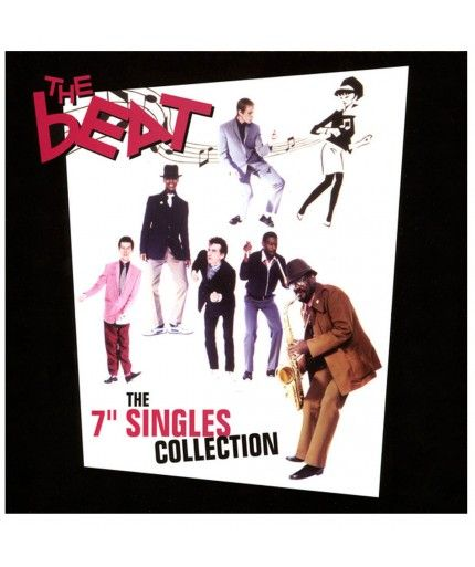 The Beat The 7 Singles Collection New Vinyl Records Music Albums The English Beat