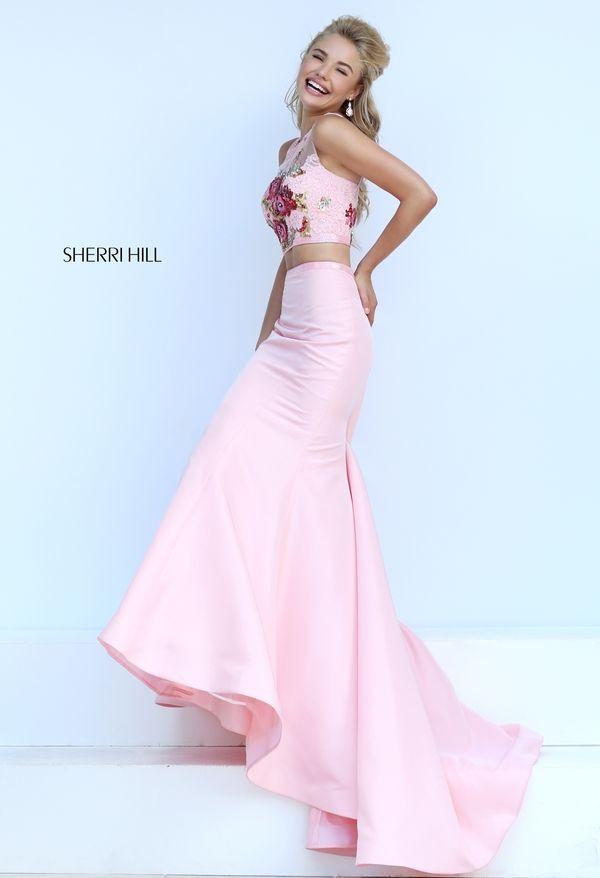Sherri Hill 32352 | vestidos dos piezas | Pinterest | Vestiditos ...