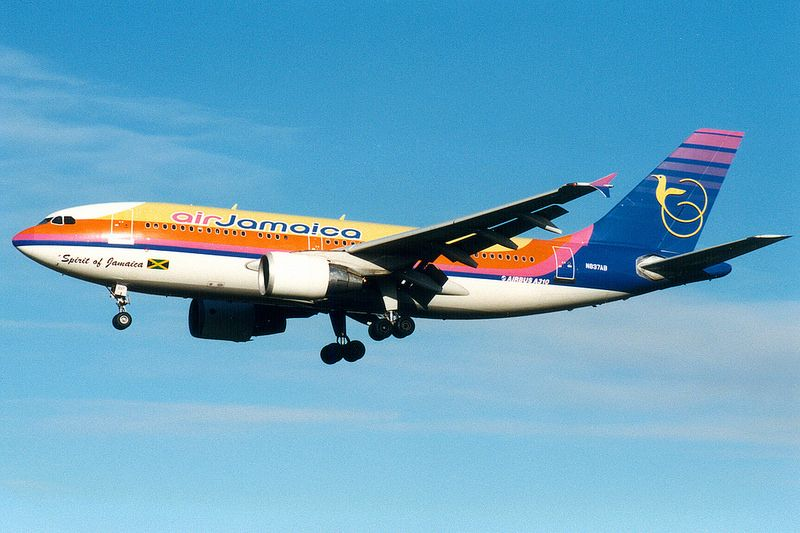 Air Jamaica | Air jamaica and Aviation