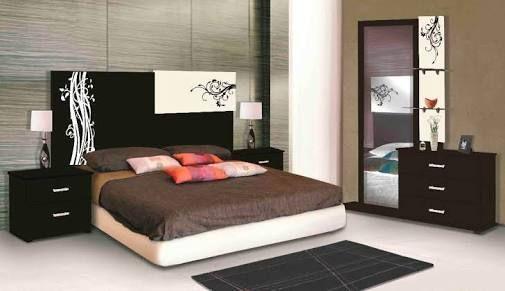 Resultado De Imagen Para Recamaras Modernas En Color Chocolate Dormitorios Decoraciones De Casa Decoracion Recamara