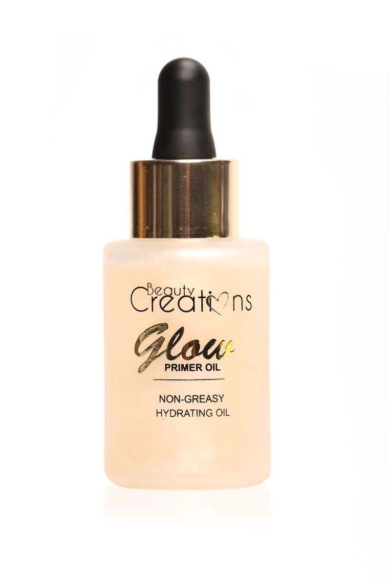 Beauty Creations Glow Primer Oil Gold Maquillaje