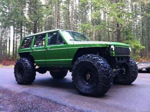 Pig347 Jeep Cherokee Jeep Xj Custom Jeep
