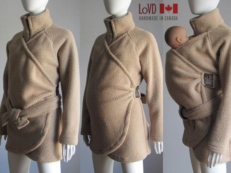 Maternity Baby Wearing Sale Babywearing Coat Baby