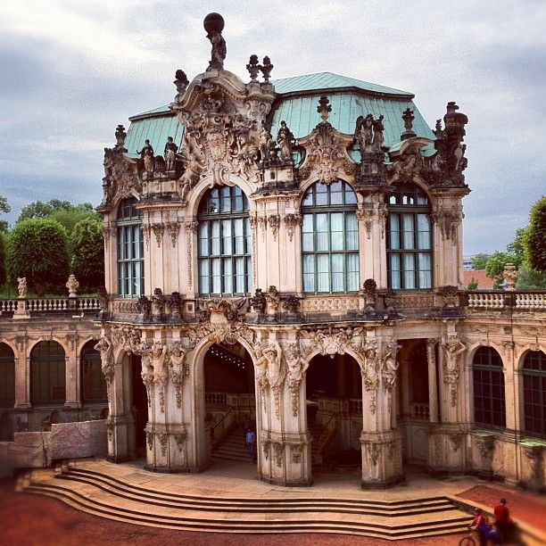 Gemaldegalerie Alte Meister Places To See House Styles Trip