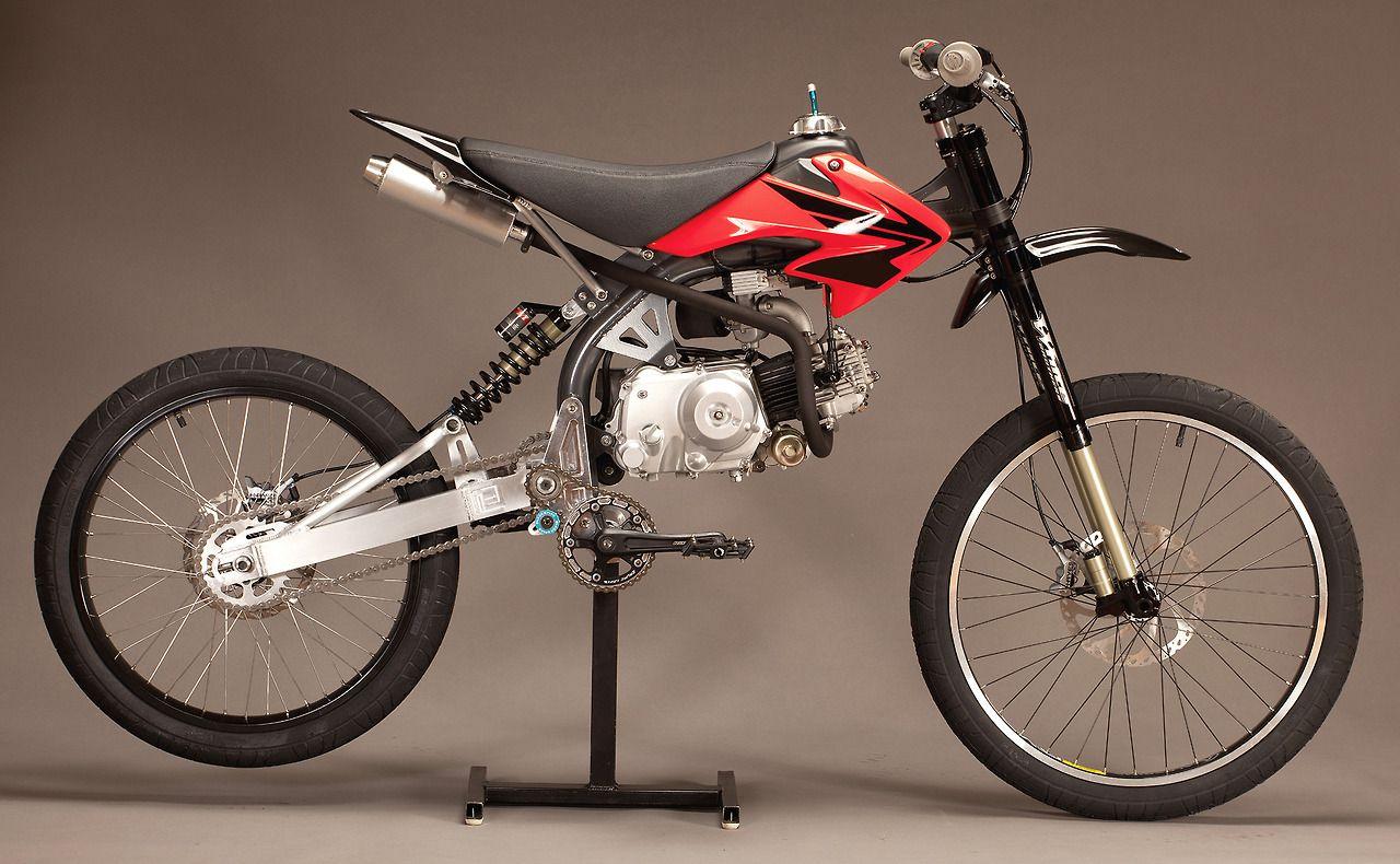 Rocketumblr Motoped モトクロスバイク 原動機付自転車 オフロードバイク