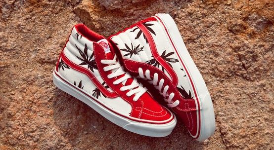 Vans Vault OG LX Palm Leaf  New from Vans Vault and just in time for the  upcoming Earth Day festivities is the OG LX 31b6d6e81