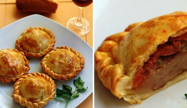 Receta: Solomillo Wellington