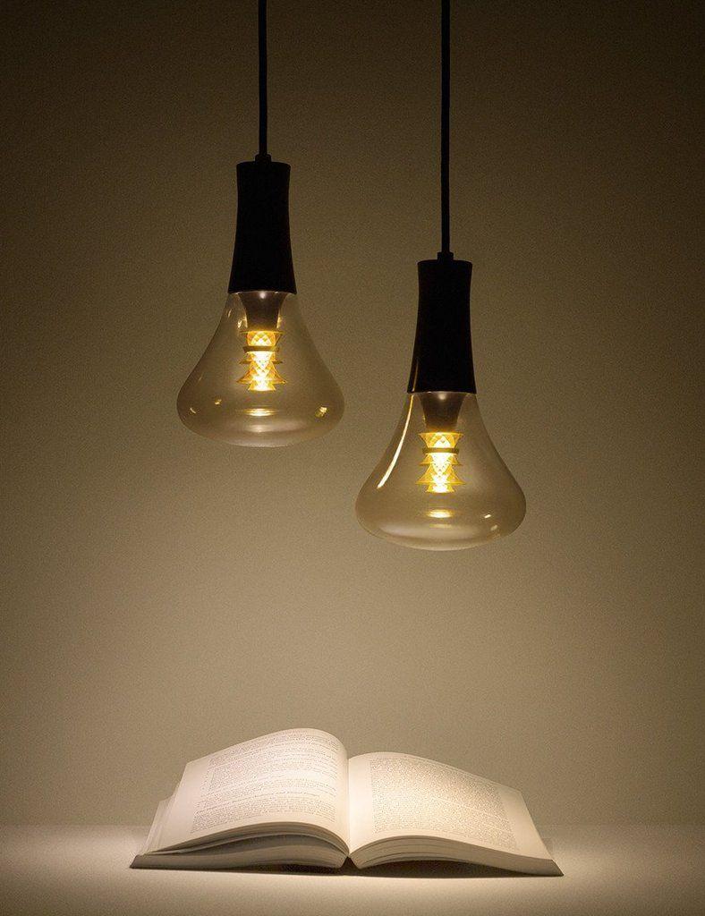 Plumen dimmable led pendant set pendant set light bulb and bulbs