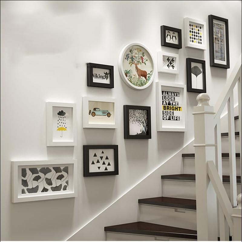 Simple Modern Multi-Frame Picture Frames / Wall Collage