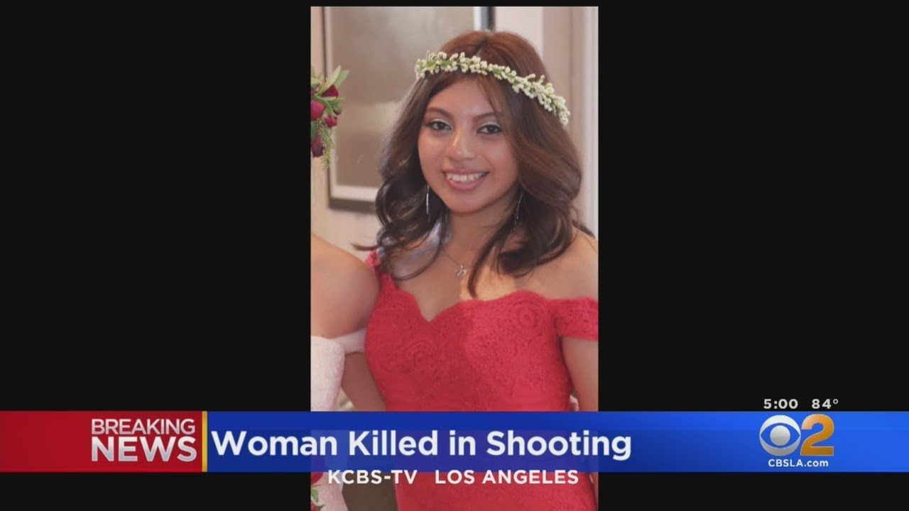 Police Search For Gunman Who Shot And Killed Woman In East Hollywood East Hollywood Hollywood California Hollywood